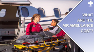 What are the air ambulance cost?