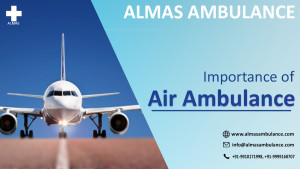 air ambulance Almas