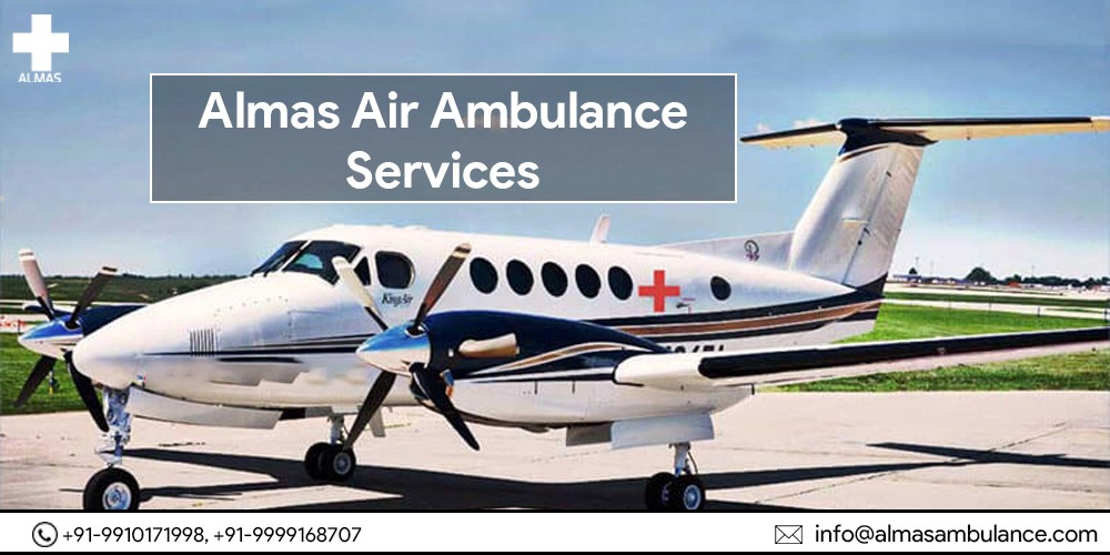 Air Ambulance Services in Delhi